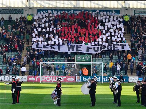 Lest We Forget PAFC