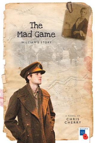 20130123 The Mad Game Final Cover Kindle Version Large