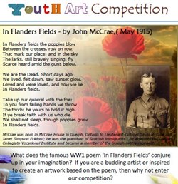Ww1 Thumbnail Banner Youth Art Competition