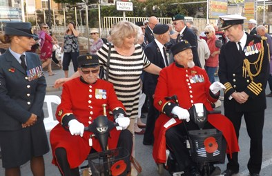 Chelsea Pensioners 1