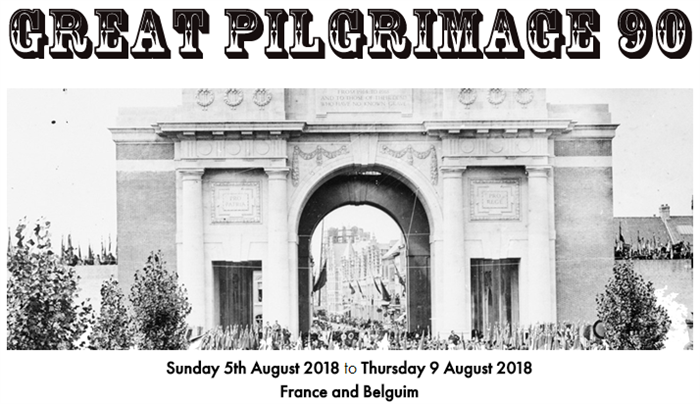 Great Pilgrimage 90