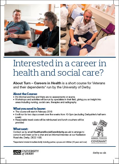 Health And Social Care Uof D