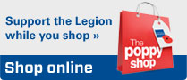 The Royal British Legion's online shop