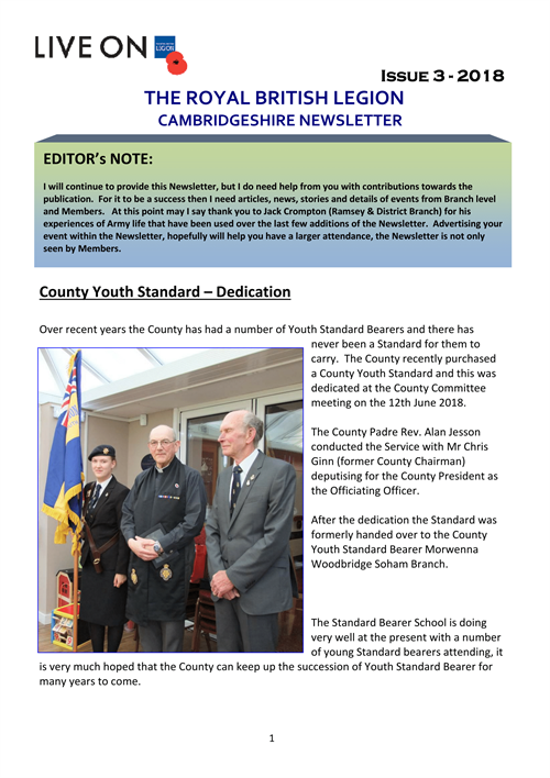 180627 - County Newsletter Issue 3 - 18-01