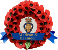 Branch Madron Heamoor Wreath