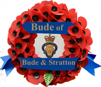 Branch Bude Of Wreath
